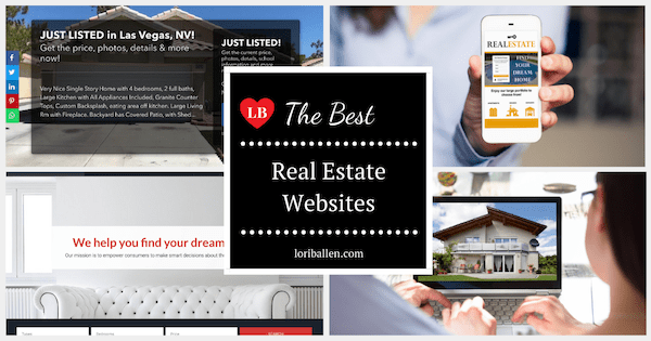 This article will do everything from breaking down the components of a great real estate agent website and which real estate website designers are providing the best real estate agent websites this year.