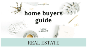 "In this video, Lori ""Vegas"" Ballen, real estate agent and marketing coach provides a tutorial on adding a home buyer's guide lead magnet to the real estate agent website."