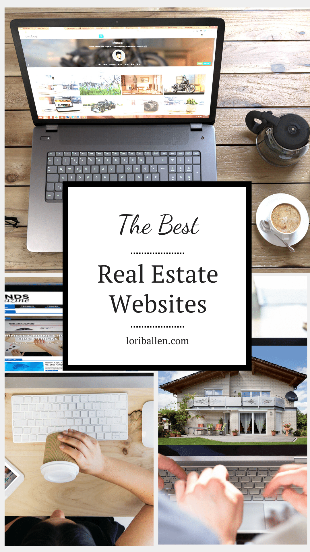 This article offers the components of a great real estate agent website and website designers are providing the best real estate agent websites.