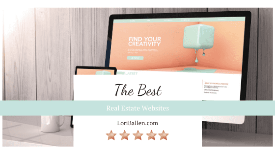 This article will do everything from breaking down the components of a great real estate agent website and what it should have before and after it's built, what's important to Google and more importantly, to the customer, and which vendors are providing the best real estate website this year.