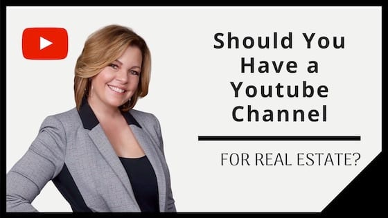 Reasons to Build a Youtube Channel For your Real Estate Business in 2020.