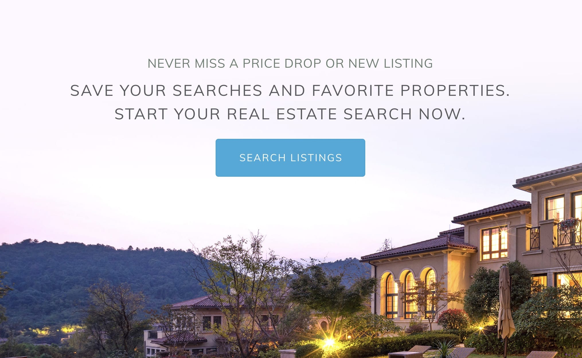 The IDX Search is available now on Facebook using the featured listings tab