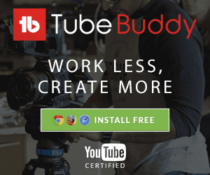 Tubebuddy youtube chrome extension