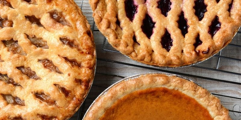 The last thing you want is to run short of pies. Equally unpleasant is having dozens of pies left over.