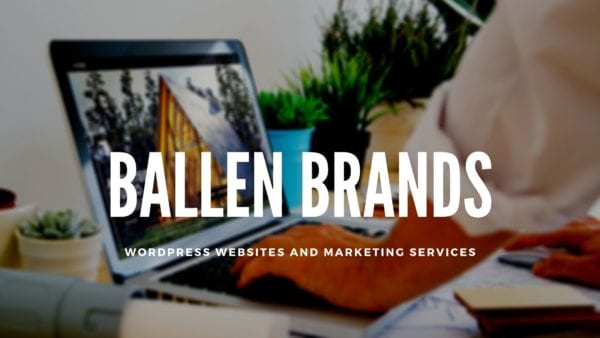 Now owned and operated by her brothers Jeff and Paul Helvin, Ballen Brands offers WordPress Websites, CRM's with pre-built marketing funnels, Real Estate Marketing, content, Facebook ads, Google ads, and more marketing services.