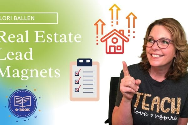 Use these 6 lead magnet ideas to generate more real estate leads through your real estate website, ads, and social media channels.